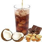 Kokos Mandel Schoko Geschmack extrem ergiebiges Getränkepulver für Isotonisches Sportgetränk Energy-Drink ISO-Drink Elektrolytgetränk Wellnessdrink