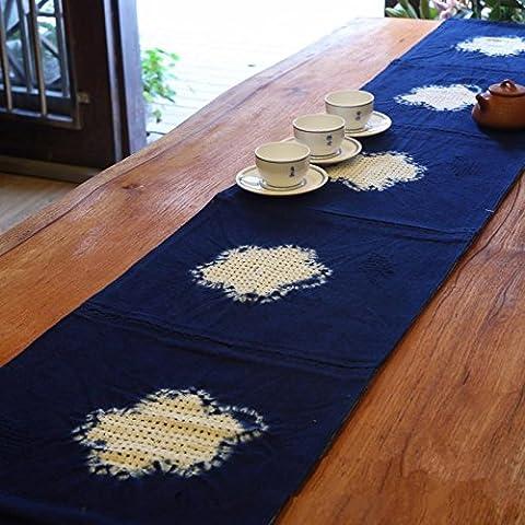 GAOCF®Tablecloth Tablecloth Japanisch Volle Manuelle Fluid Systems Tischläufer table Cloth