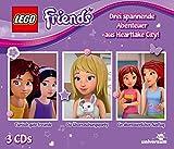 Lego Friends Hörspielbox 1 -