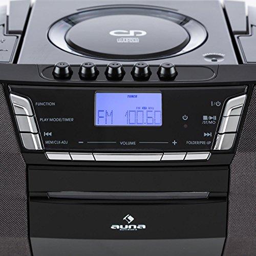 Jetpack CD-Radio schwarz