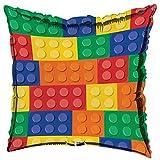 Creative Converting Block Party 45,7cm Folienballon