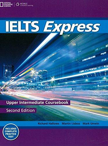 IELTS Express Upper-Intermediate por Richard Howells