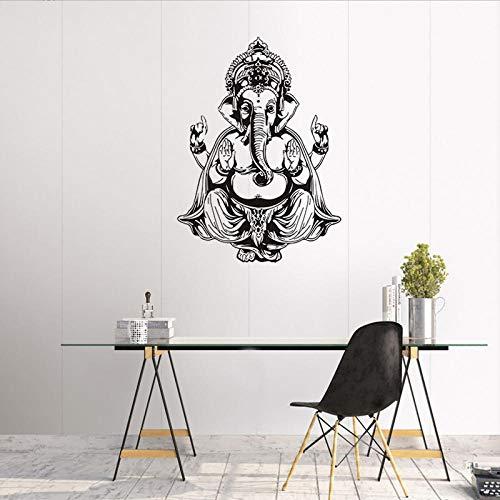 Wandtattoos Wandmalereien Mandala-Muster Background Wohnzimmer Hintergrund Dekorative Malerei Abnehmbare , Selbstklebende Landschaftsbau Möbelkunst