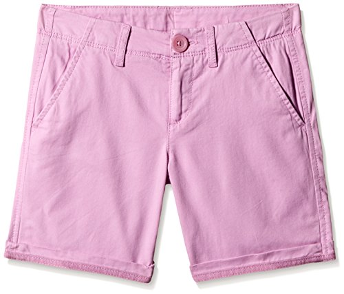 United Colors of Benetton Baby Girls' Shorts (15P4MF8595R0G37U1Y_Cadillac Pink_1Y)