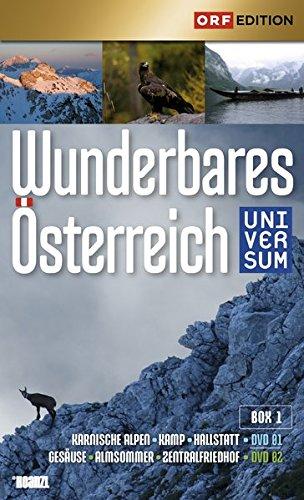 Preisvergleich Produktbild Wunderbares Österreich: Volume 1 - Österreich Edition [2 DVDs]