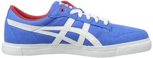 ASICS A-sist D413n, Sneakers Basses adulte mixte Blau (Blue 4299)