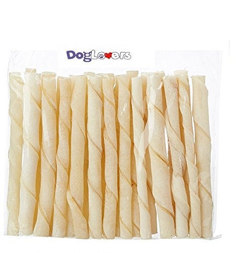 Dog Lovers Rawhide Treat Chew Sticks For Dogs 1 Kg