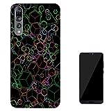 003780 - Colourful Cubes 3D Art Design Huawei P20 Pro 6.1
