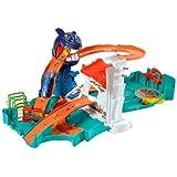 P3895-0 Mattel - Shark Hot Wheels Playset ataque