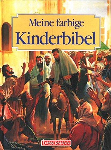 Meine farbige Kinderbibel (Bassermann)
