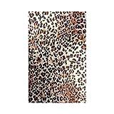 Germas Multifunktionstuch, Mehrfarbig Leopard, Größe Universal