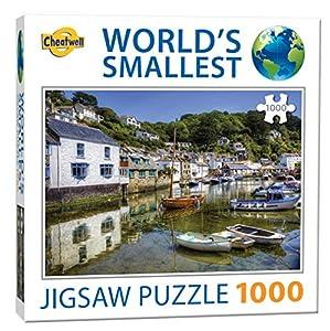 Cheatwell Games 13572 Polperro Rompecabezas de 100 Piezas