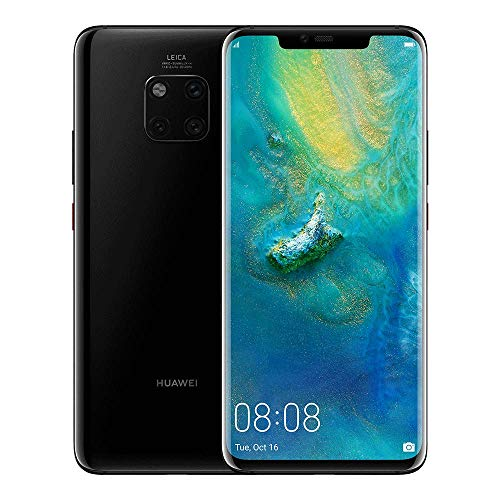 Huawei Mate20 Pro 128 GB/6 GB Single SIM Smartphone - Black (United Kingdom Version)