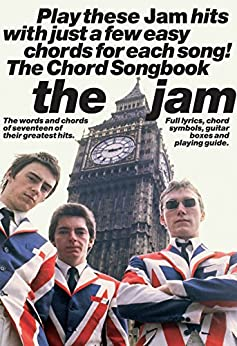The Jam Chord Songbook par [The Jam]