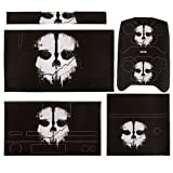 Imported Ghost Decal Skin Sticker Cover for Xbox One Console Kinect 2 Controllers