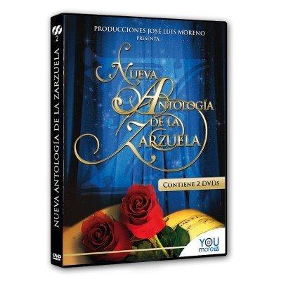 NUEVA ANTOLOGIA DE LA ZARZUELA - DVD - EDICION 2015