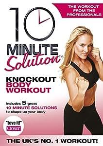 10 Min Solution Knockout Body Workou [Edizione: Regno Unito] [Import anglais]
