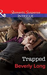 Trapped (Mills & Boon Intrigue) (The Men from Crow Hollow, Book 3)