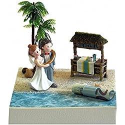 Geldgeschenk Verpackung Geldverpackung Hochzeit Hochzeitsreise Flitterwochen