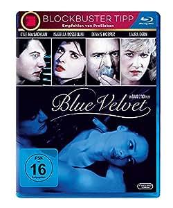 Blue Velvet Blu Ray