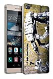 548 - Banksy Grafitti Art Robot Star wars Design Huawei