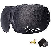 XIAOXI Schlafmaske Augenmaske Ultra Weiche 3D Memory-Schaumstoff Schlafbrille mit Innovativ Gewölbter Form für... preisvergleich bei billige-tabletten.eu