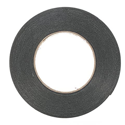 Water & Wood New 6mm x3m(10Feet) Double Sided Strong Foam Adhesive Tape For Plastic Trims Car Badges