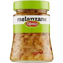 D'Amico Melanzane A Filetti - 8 pezzi da 280 g [2240 g]