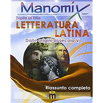 Manomix. Letteratura Latina. Riassunto Completo: 105