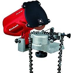 Einhell Affûteuse scie à chaîne GC-CS 85(85W, 5500/min, profondeur ajustable, tendeur de chaîne)