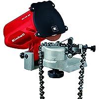 Einhell 4500089 Afilador GC-CS 85 para cadenas de motosierra, 85 W, 220 - 240 V, color rojo y negro