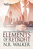 Front cover for the book Elements of Retrofit (Thomas Elkin Book 1) by N. R. Walker