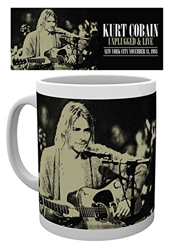 GB eye, Kurt Cobain, Unplugged, Tazza