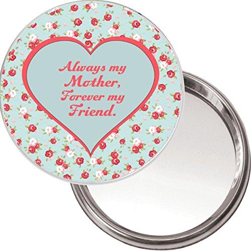 Maquillage unique bouton Miroir \\