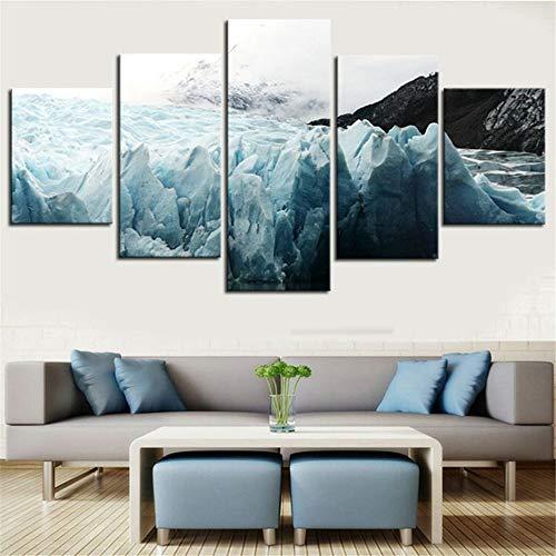 Malerei,Einfache Multi-Wand-Malerei Inkjet Strand Rock Sea View Room Home kreative Handwerk Malerei Malerei 12 Malerei Kern 20x35cmx2 20x45cmx2 20x55cmx1 ()