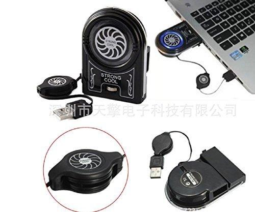 lingduan hount Notebook Kühler Vakuum Lüfter Rapid Kühlung, Gaming Mate LED Display Noise Reduction Technologie -
