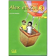 Alex et Zoe et compagnie - Nouvelle edition: CD-audio pour la classe 3 (2)