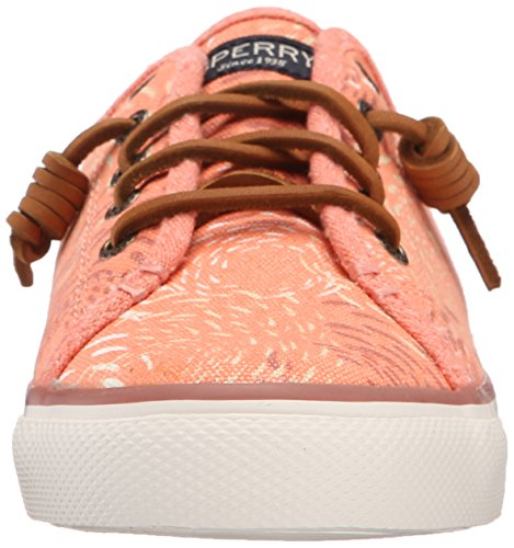 Sperry Top-Sider Seacoast Fish Crcle Coral, Baskets Basses Femme Rose (Pink)