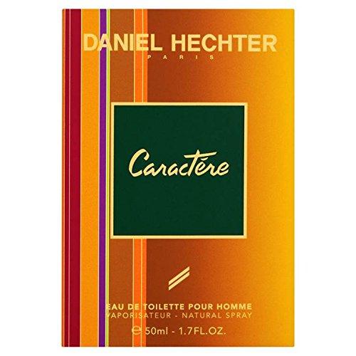 Daniel Hechter, Eau de Toilette Caractère, 50 ml