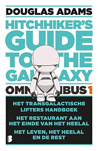 Hitchhiker's Guide to the Galaxy: Omnibus 1