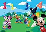 OLIMPIA Design Papier peint photo Phot omural Disney Mickey Mouse, 1 pièce, 4-029 vexxl
