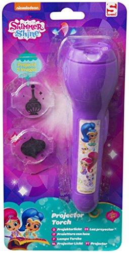 Linterna LED para proyector con licencia para niños, diseño de Patrulla Canina, Spiderman, Disney Dory luz de noche regalo 3+