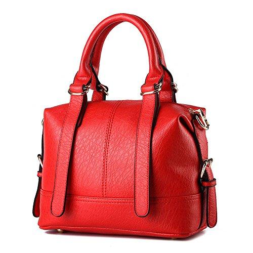 koson-man-cinturon-para-mujer-sling-tote-bolsas-asa-superior-bolso-de-mano-rojo-rojo-kmukhb213