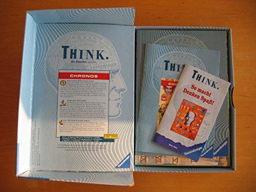 Ravensburger 27420 - Think. Chronos