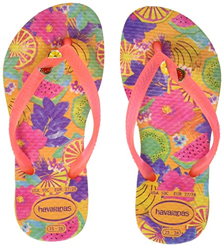 Havaianas Unisex Kids Slim Summer Flip Flops