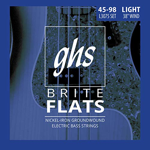 GHS 3075L Brite Flats Light String