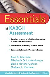 KABC-II Essentials (Essentials of Psychological Assessment Series)