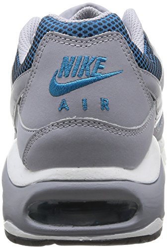 Nike Wmns Air Max Command, Chaussures de  Football femme Mehrfarbig (WOLF GREY/WOLF GREY-BL LAGOON)