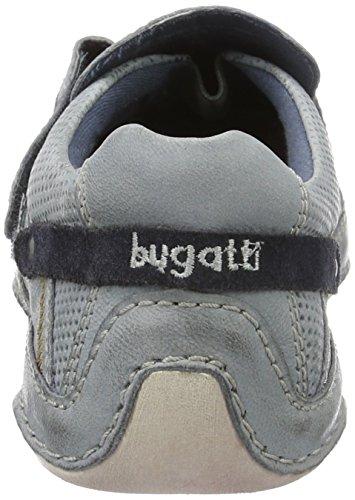 Bugatti D08621g, Scarpe da Ginnastica Basse Uomo Blu (Blau 400)