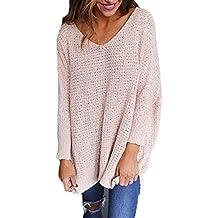 Jerseys de Punto Mujer Sueter Tejido Señora Suéter Mujeres Jersey Oversize Largo Sweaters Largos Sueteres Tejidos